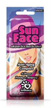 Sun Face, крем - саше 15 мл - фото 3990