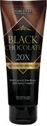 BLACK CHOCOLATE 20х, крем - туба 125 мл