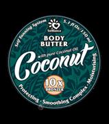 Coconut, твердое масло автозагар - 150 мл